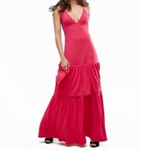 Rouge Red Maxi Dress